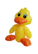 Duzzy Duck Mini Inflatable 14 Inch