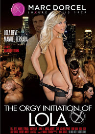 Orgy Initiation Of Lola
