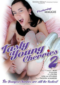 Tasty Young Cherries 02