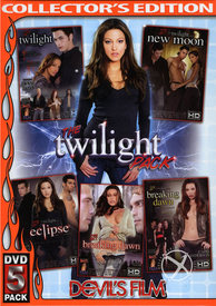 Twilight {5 Disc Set}