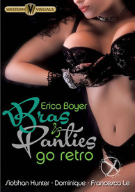 Bras And Panties Go Retro