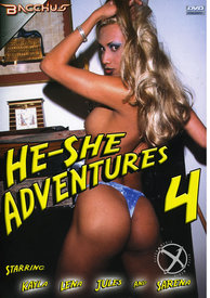 He She Adventures 04 (disc)