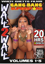 20hr Gang Bang Superstars {5 Disc}