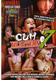 Cum Hunter 07