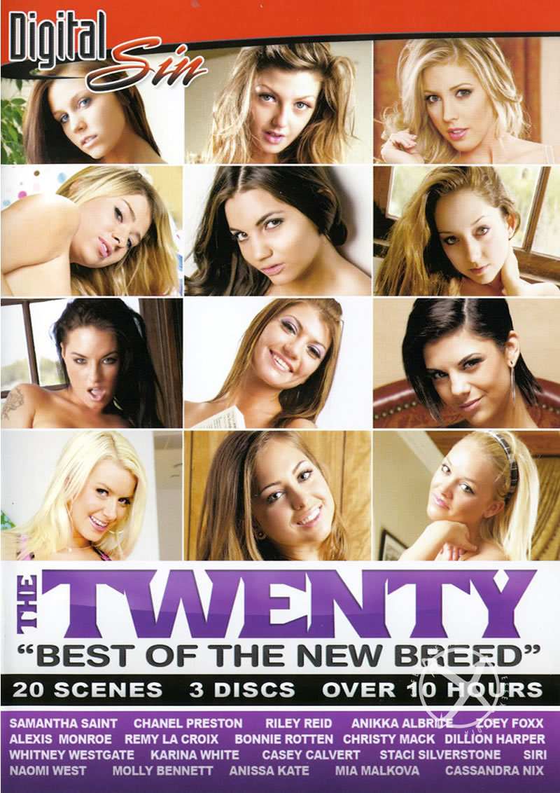 Twenty Best Of The New Breed{(disc)