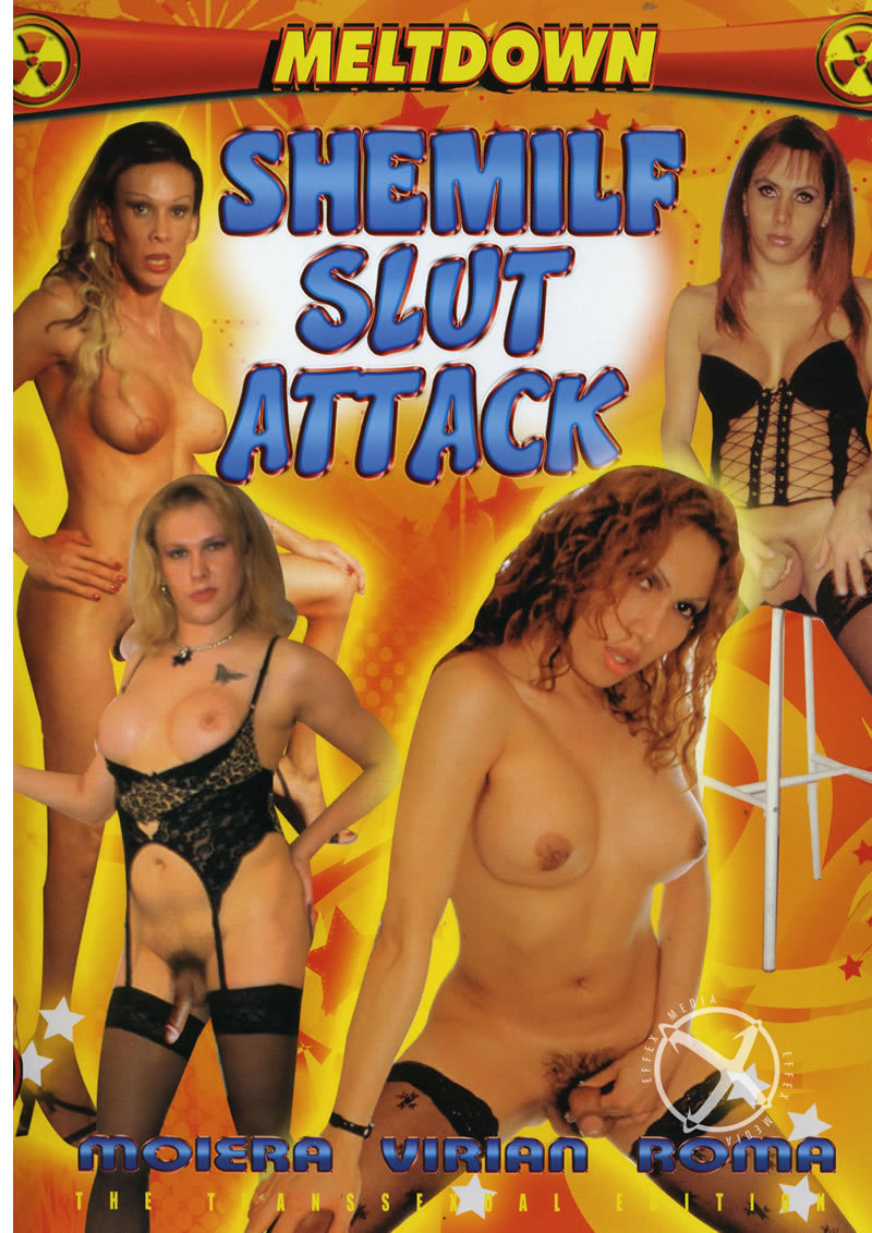 Shemilf Slut Attack (disc)