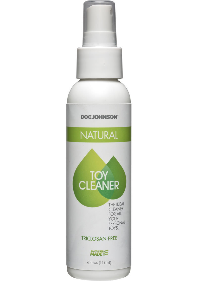 Natural Peta Certified Toy Cleaner 4 Fl Oz