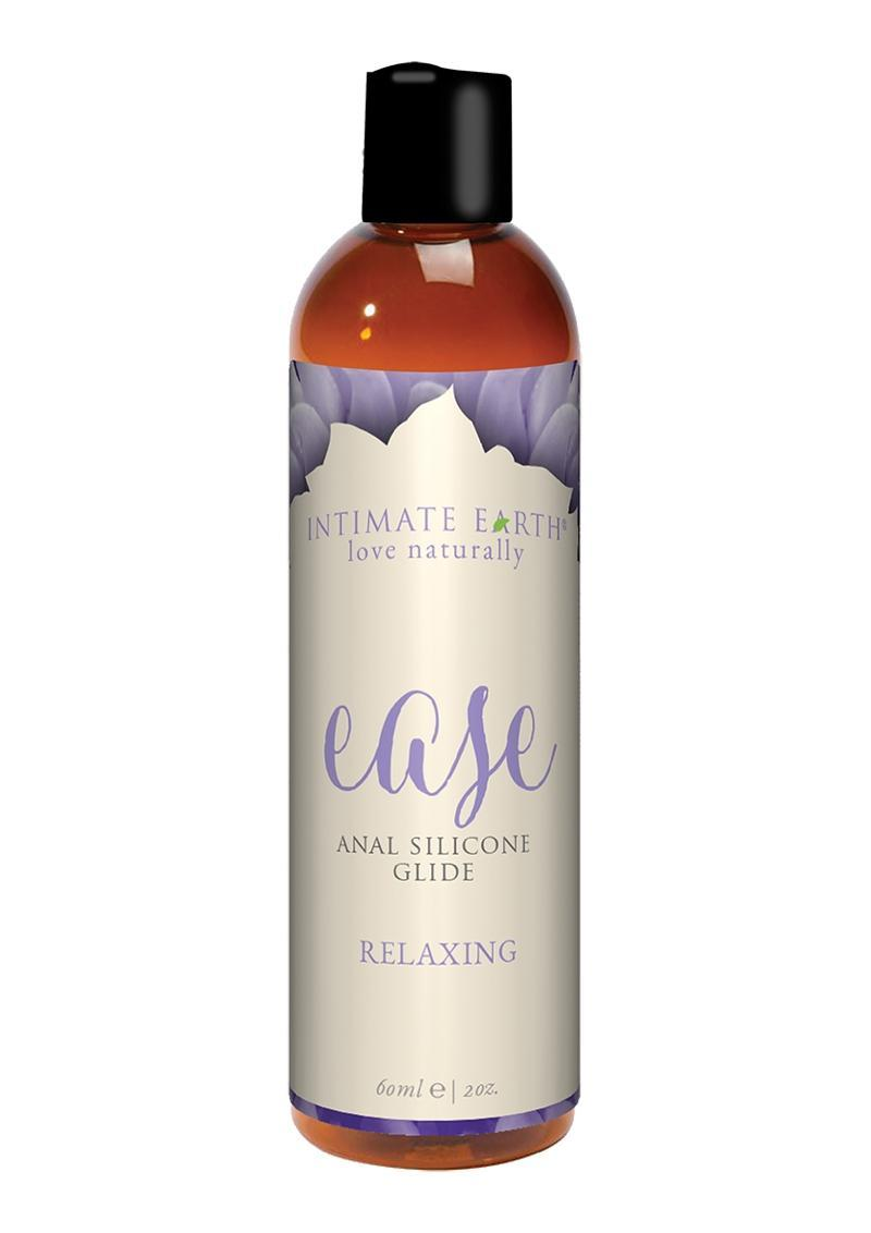 Intimate Earth Ease Anal Relaxing Silicone Glide 2 Ounce