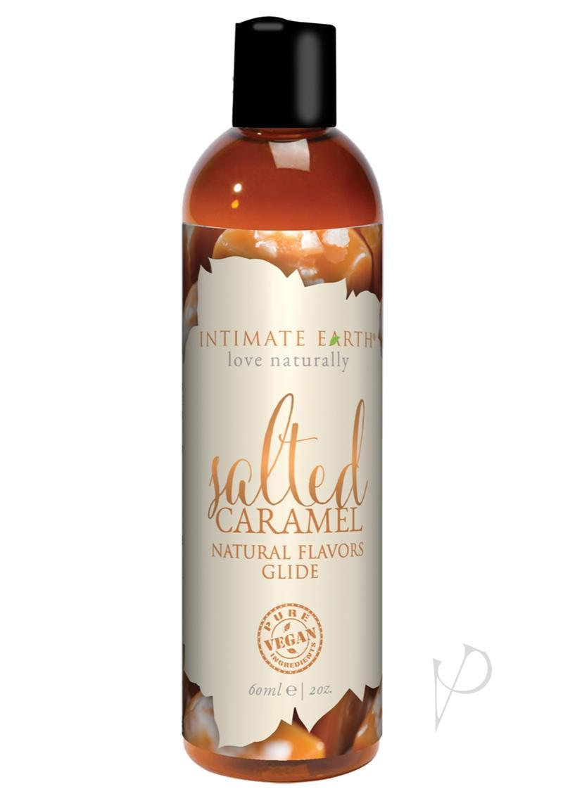Salted Caramel Oral Pleasure Glide Salted Caramel 2 Ounces